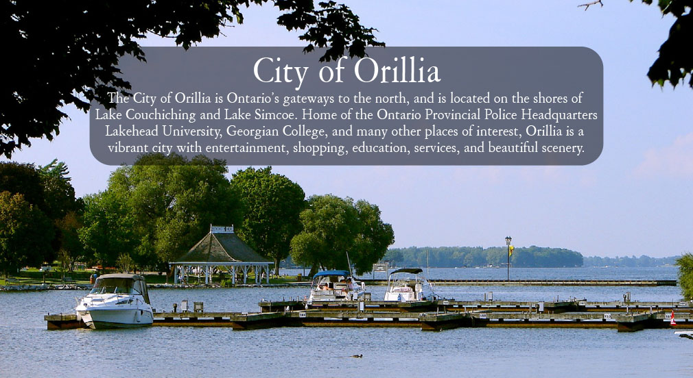 City of Orillia Banner