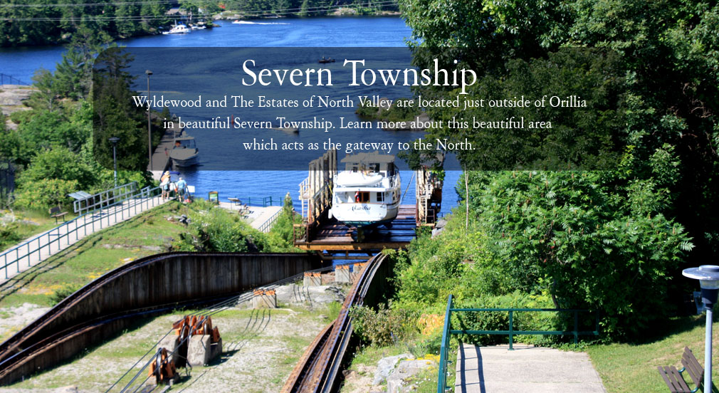 Severn Township Banner